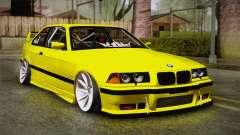 BMW M3 E36 DRY Garage