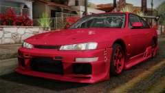 Nissan Silvia S14 купе for GTA San Andreas