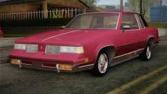 Oldsmobile Cutlass 1987 v2.2 for GTA San Andreas