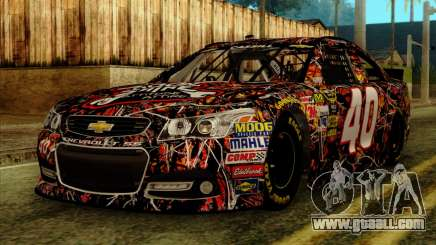 NASCAR Chevy SS 2013 for GTA San Andreas