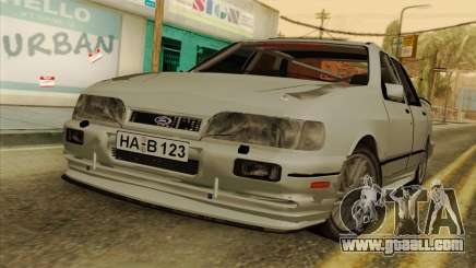 Ford Sierra Sapphire 4x4 RS Cosworth for GTA San Andreas