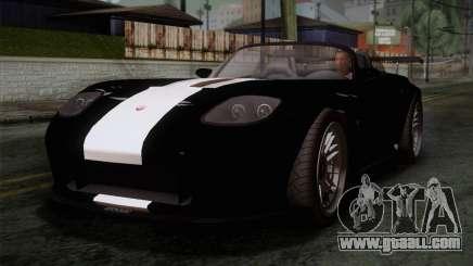 GTA 5 Bravado Banshee IVF for GTA San Andreas