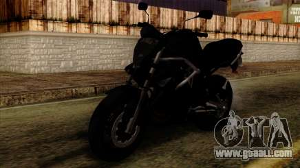 Kawasaki ER-6N 2010 for GTA San Andreas