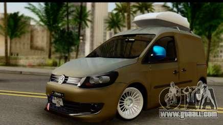 Volkswagen Caddy for GTA San Andreas