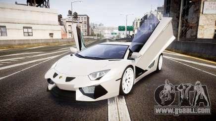 Lamborghini Aventador Hamann Limited 2014 [EPM] for GTA 4
