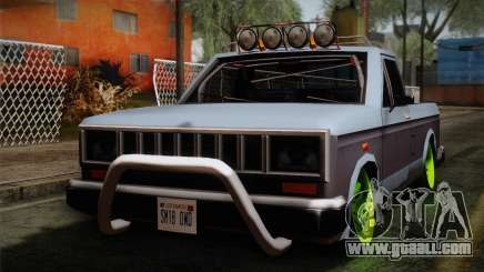 Camber Bobcat Editon for GTA San Andreas