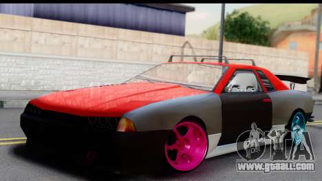 Drift Elegy Edition for GTA San Andreas