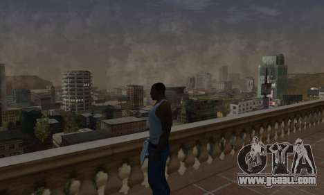ENB Series by Hekeemka for GTA San Andreas forth screenshot