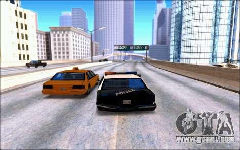 Enb Series Baixos Recursos for GTA San Andreas second screenshot