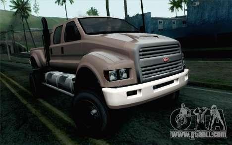 Vapid Guardian GTA 5 for GTA San Andreas