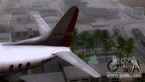 L-188 Electra American Als for GTA San Andreas right view