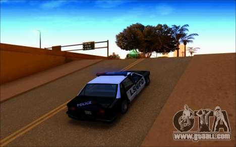 Enb Series Baixos Recursos for GTA San Andreas forth screenshot