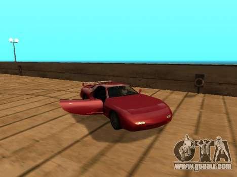 ENB v3 for GTA San Andreas second screenshot