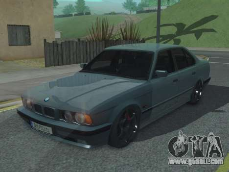 BMW 525 E34 Tune for GTA San Andreas
