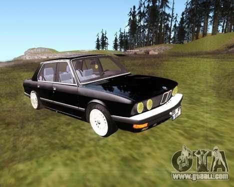 ENB plus for GTA San Andreas fifth screenshot