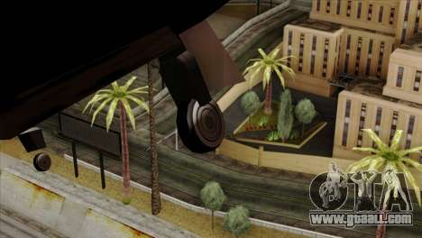 Hydra Eagle for GTA San Andreas