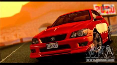 Pavanjit ENB v2 for GTA San Andreas second screenshot