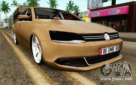 Volkswagen Jetta Air for GTA San Andreas