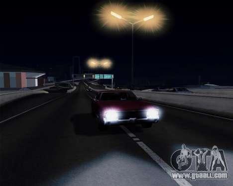 Medium ENBseries v1.0 for GTA San Andreas fifth screenshot