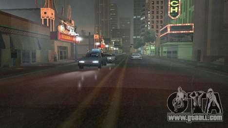 Road Reflections Fix 1.0 для GTA San Andreas for GTA San Andreas fifth screenshot
