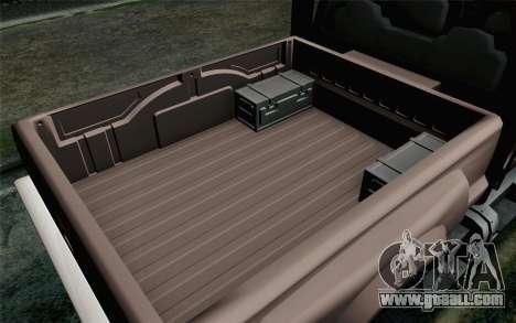 Vapid Guardian GTA 5 for GTA San Andreas right view