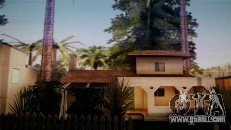 Horizontal ENB 0.076 Medium v1.0 for GTA San Andreas third screenshot