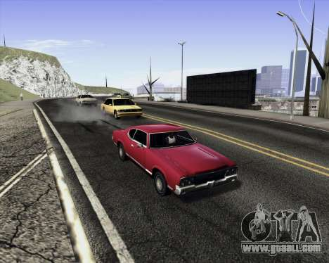 Medium ENBseries v1.0 for GTA San Andreas