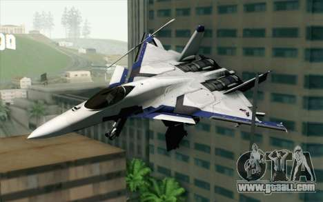 CFA-44 Butterfly Master for GTA San Andreas