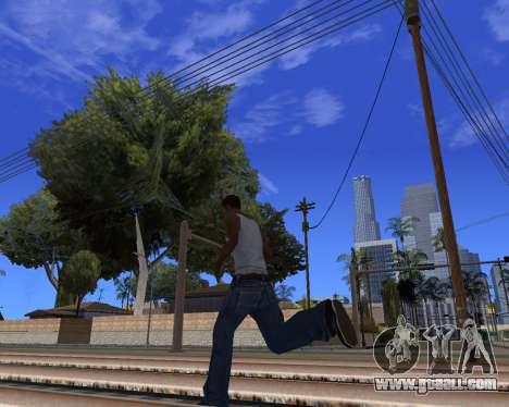 GTA 5 Timecyc v2 for GTA San Andreas