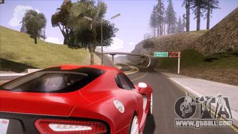 ENB Sunreal for GTA San Andreas fifth screenshot