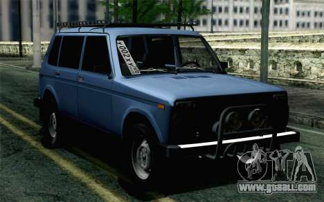 VAZ 2131 Niva 5D for GTA San Andreas