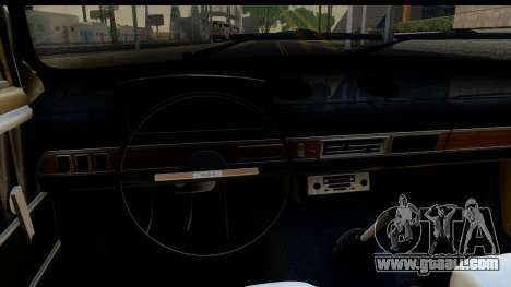 VAZ 2101 Stock v3.2 for GTA San Andreas inner view