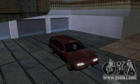 ENB Series by Hekeemka for GTA San Andreas second screenshot