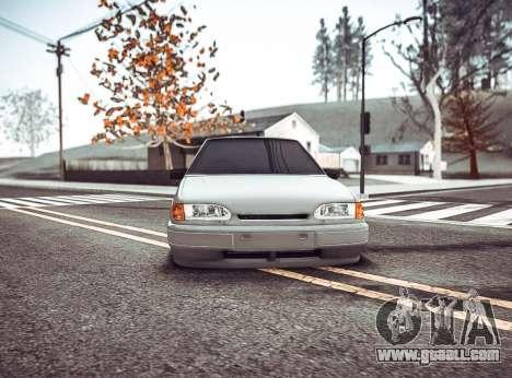 ENB for medium PC for GTA San Andreas third screenshot