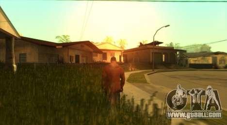 SkyGFX v1.3 for GTA San Andreas second screenshot