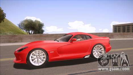 ENB Sunreal for GTA San Andreas forth screenshot