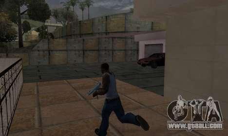 ENB Series by Hekeemka for GTA San Andreas third screenshot