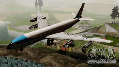 Boeing VC-137 for GTA San Andreas