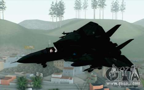 F-14 Raptor Squadron Force for GTA San Andreas