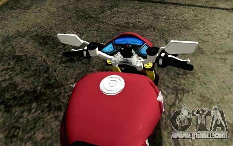 Honda CB1000R for GTA San Andreas right view