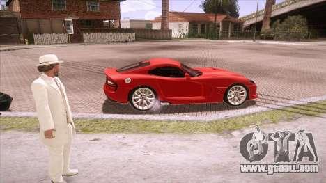 ENB Sunreal for GTA San Andreas