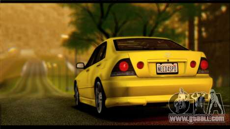 Pavanjit ENB v2 for GTA San Andreas forth screenshot