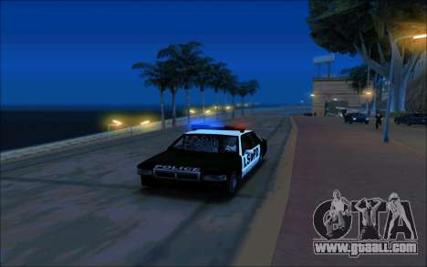 Enb Series Baixos Recursos for GTA San Andreas third screenshot