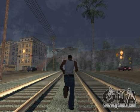 GTA 5 Timecyc v2 for GTA San Andreas fifth screenshot