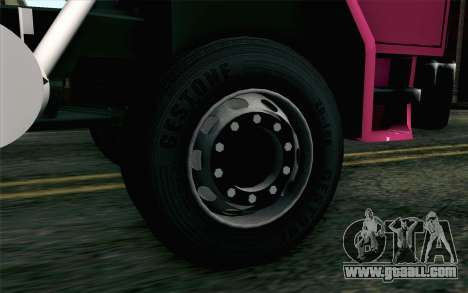 DFT-30 New for GTA San Andreas back left view