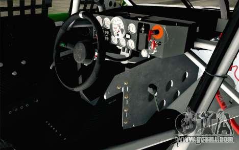 NASCAR Chevrolet SS 2013 v4 for GTA San Andreas right view