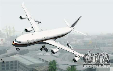 Airbus A340-300 Luftwaffe Konrad Adenauer for GTA San Andreas