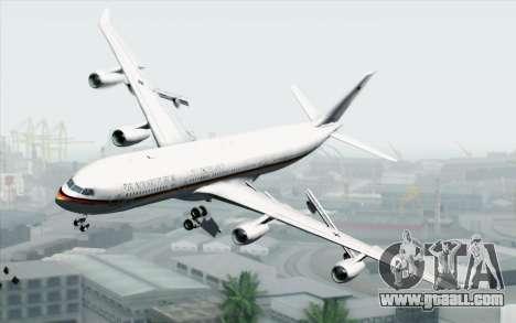 Airbus A340-300 Luftwaffe Konrad Adenauer for GTA San Andreas