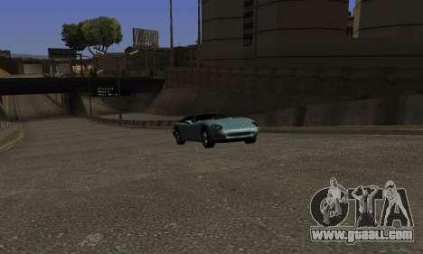 ENB Series by Hekeemka for GTA San Andreas fifth screenshot