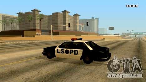 ColorMod by PhenomX3M v.3 for GTA San Andreas ninth screenshot